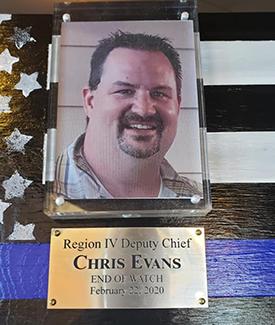 Christopher Evans