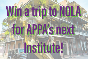 Win a trip to New Orleans!